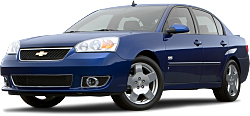 2006 Chevrolet Malibu LS Fleet
