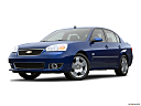 2006 Chevrolet Malibu SS, front angle view, low wide perspective.