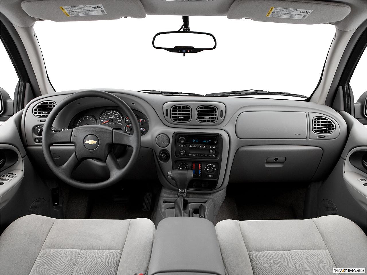 Brian Harris Chevrolet >> 2006 Chevrolet TrailBlazer LS 4dr SUV 4WD w/1SA - Research ...
