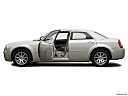 2006 Chrysler 300 C, driver's side profile with drivers side door open.