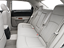 2006 Chrysler 300 C, rear seats from drivers side.