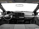 2006 Ford F-250 SD XL, centered wide dash shot
