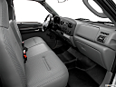 2006 Ford F-250 SD XL, passenger seat.