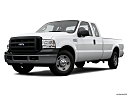 2006 Ford F-250 SD XL, front angle medium view.