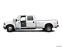 2006 Ford F-350 SD DRW Lariat, driver's side profile with drivers side door open.