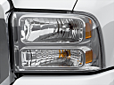 2006 Ford F-350 SD DRW Lariat, drivers side headlight.
