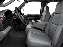 2006 Ford F-350 SD DRW Lariat, front seats from drivers side.