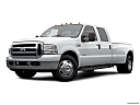 2006 Ford F-350 SD DRW Lariat, front angle medium view.