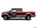 2006 Ford F-350 SD Lariat, driver's side profile with drivers side door open.