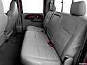 2006 Ford F-350 SD Lariat, rear seats from drivers side.