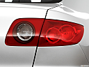 2006 Mazda MAZDA3 i Touring, passenger side taillight.