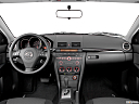 2006 Mazda MAZDA3 i Touring, centered wide dash shot