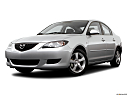 2006 Mazda MAZDA3 i Touring, front angle medium view.