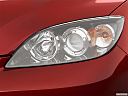 2006 Mazda MAZDA3 s Touring, drivers side headlight.