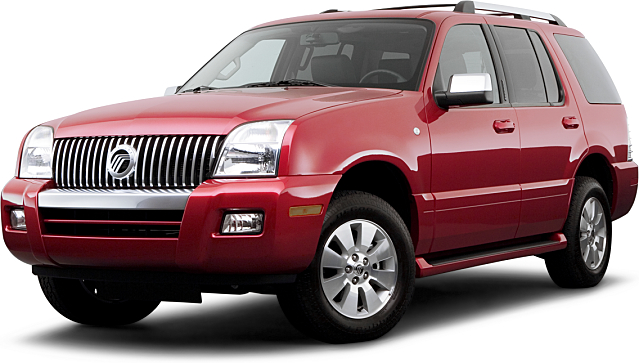 2006 mercury mountaineer premier 4dr suv research. Black Bedroom Furniture Sets. Home Design Ideas