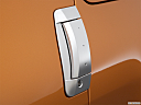 2006 Nissan 350Z Roadster Grand Touring, drivers side door handle.