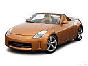 2006 Nissan 350Z Roadster Grand Touring, front angle view.