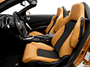 2006 Nissan 350Z Roadster Grand Touring, front seats from drivers side.