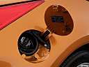 2006 Nissan 350Z Roadster Grand Touring, gas cap open.