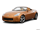 2006 Nissan 350Z Roadster Grand Touring, front angle medium view.