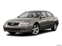 2006 Nissan Altima 3.5 SE, front angle view, low wide perspective.