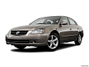 2006 Nissan Altima 3.5 SE, front angle medium view.