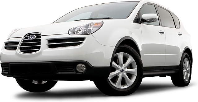 2006 subaru b9 tribeca awd 5 passenger 4dr suv w beige int. Black Bedroom Furniture Sets. Home Design Ideas