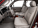 2006 Toyota Tundra Limited, front seats from drivers side.