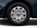 2006 Volkswagen Jetta Value Edition, front drivers side wheel at profile.