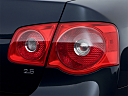 2006 Volkswagen Jetta Value Edition, passenger side taillight.