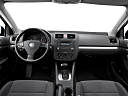 2006 Volkswagen Jetta Value Edition, centered wide dash shot
