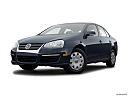 2006 Volkswagen Jetta Value Edition, front angle view, low wide perspective.