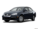 2006 Volkswagen Jetta Value Edition, front angle medium view.