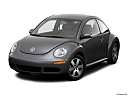 2006 Volkswagen New Beetle 2.5, front angle view.