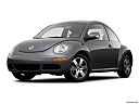 2006 Volkswagen New Beetle 2.5, front angle medium view.