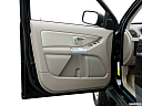 2006 Volvo XC90 2.5T, inside of driver's side open door, window open.