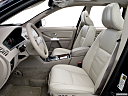 2006 Volvo XC90 2.5T, front seats from drivers side.