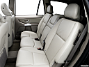 2006 Volvo XC90 2.5T, rear seats from drivers side.