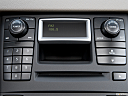 2006 Volvo XC90 2.5T, closeup of radio head unit