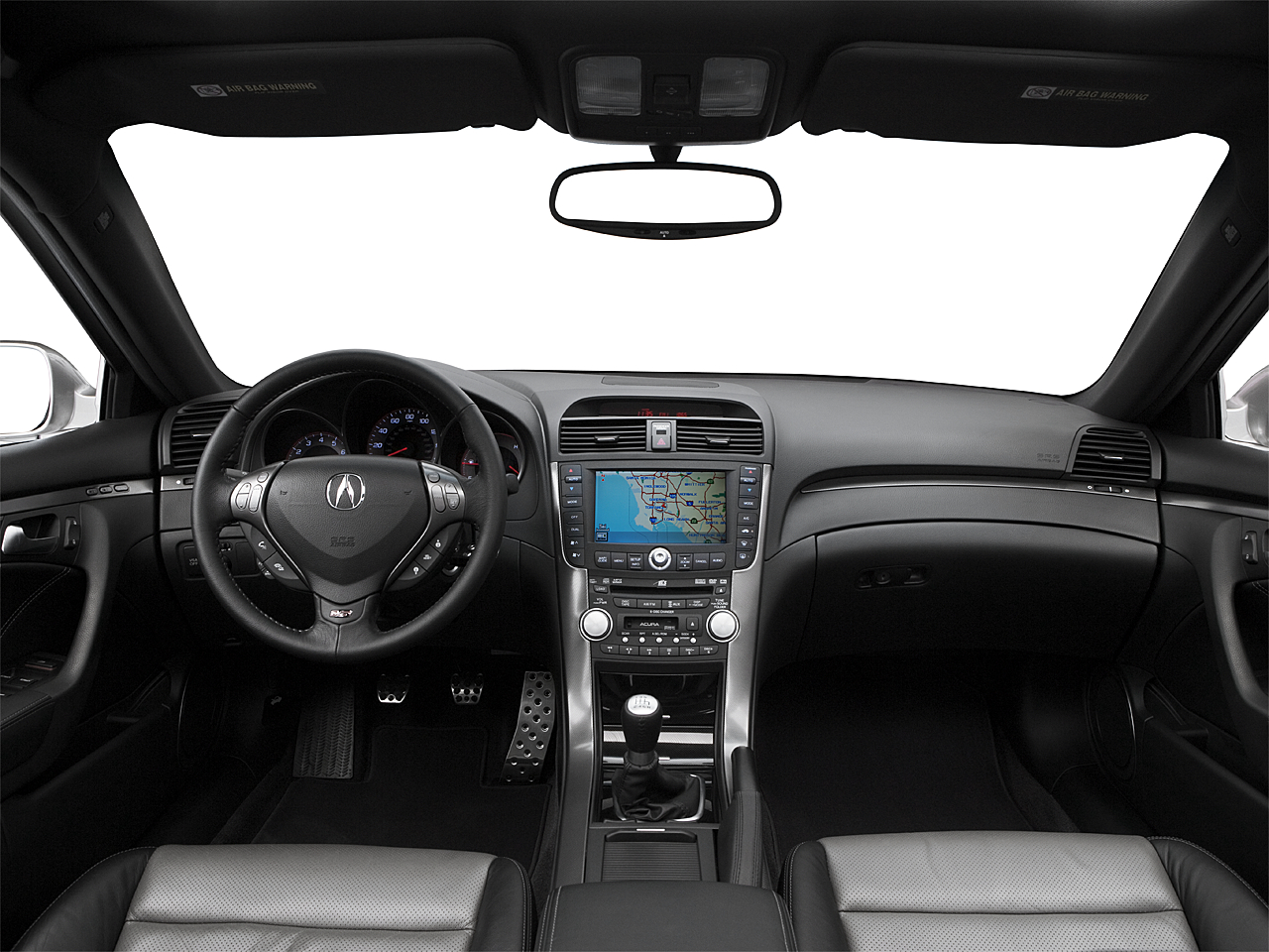 2007 Acura TL Type-S 4dr Sedan 5A - Research - GrooveCar