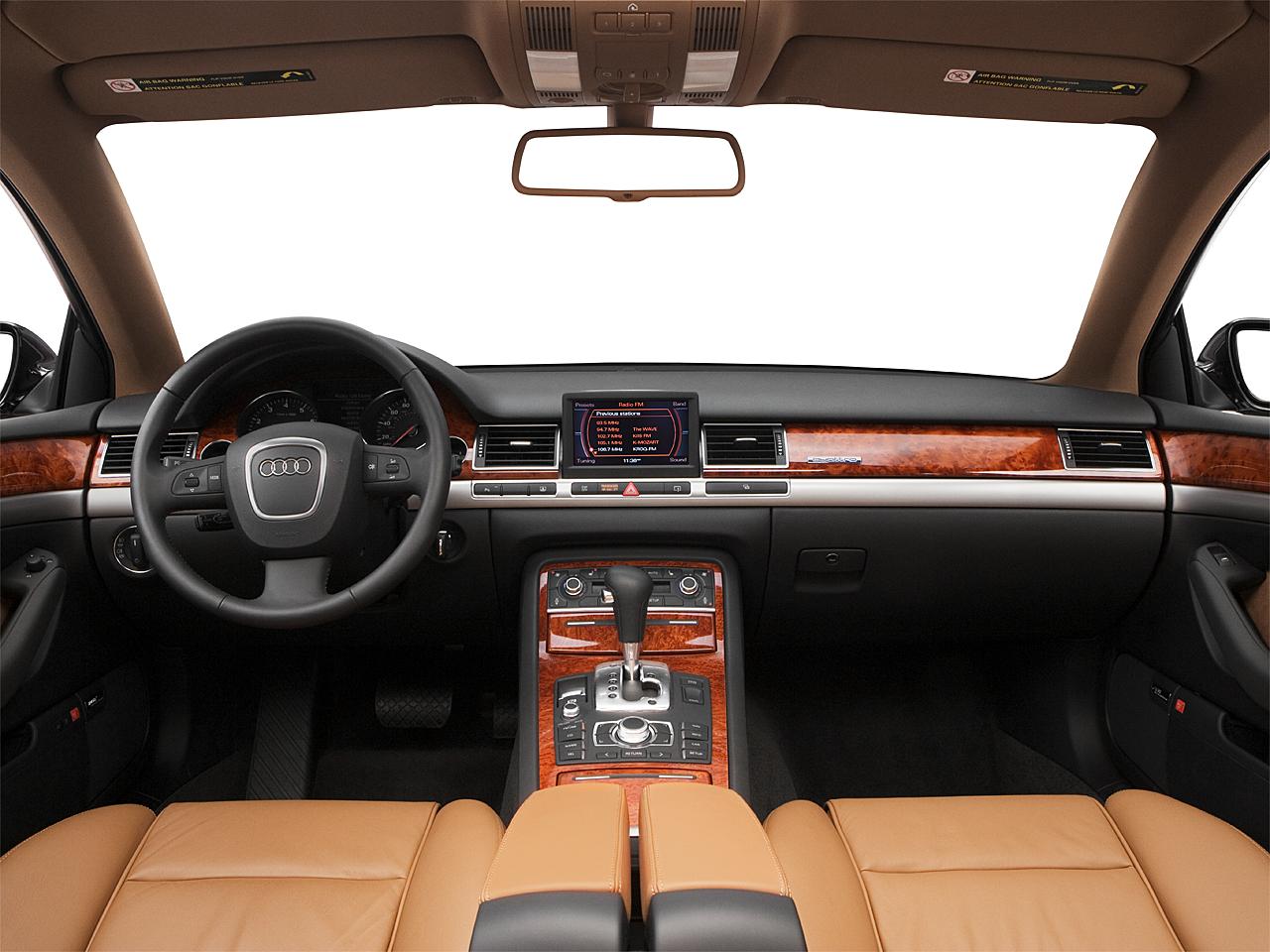 Audi A L AWD Quattro Dr Sedan Research GrooveCar - 2007 audi a8