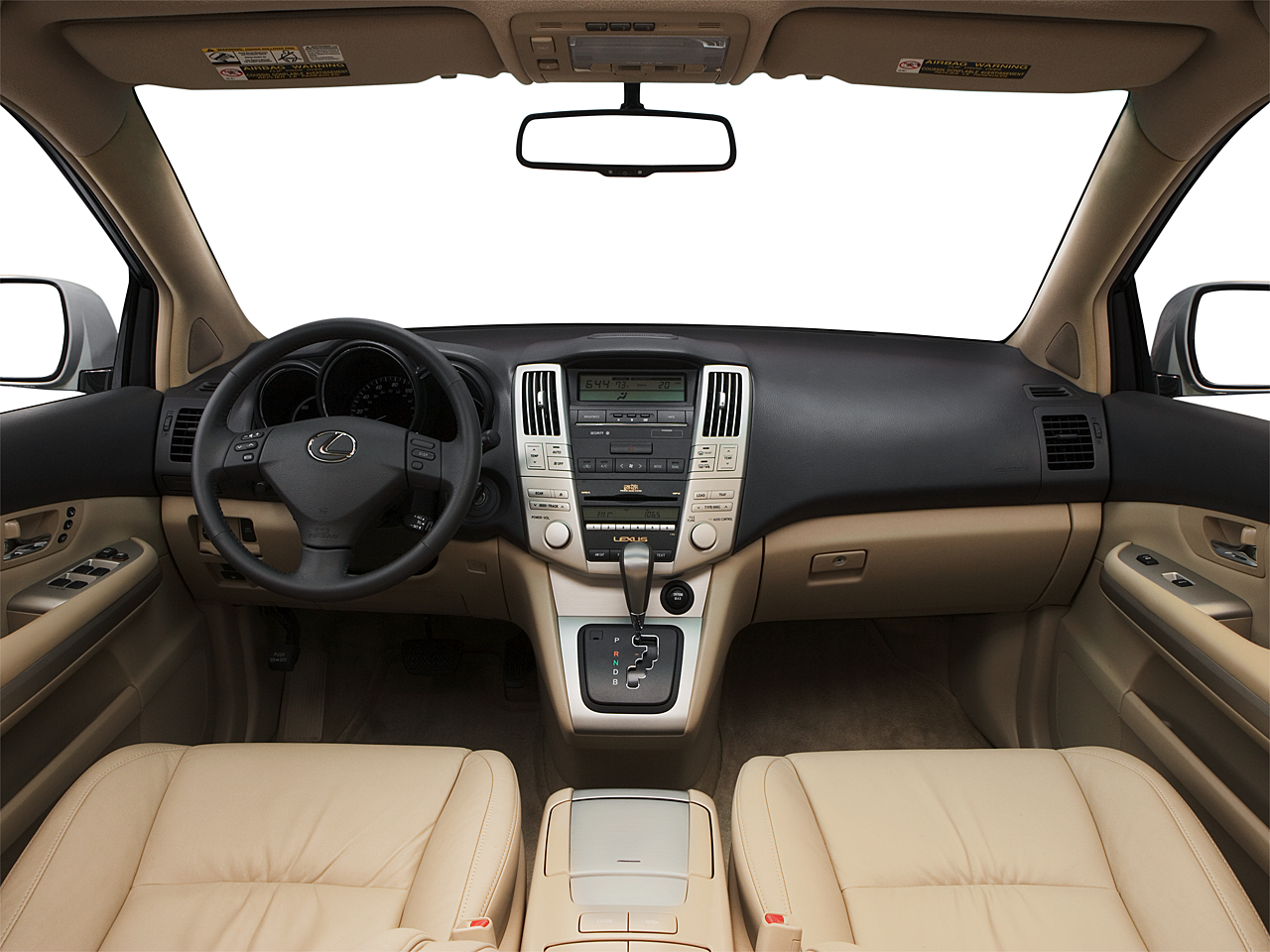 2007 lexus rx 400h awd 4dr suv research groovecar. Black Bedroom Furniture Sets. Home Design Ideas