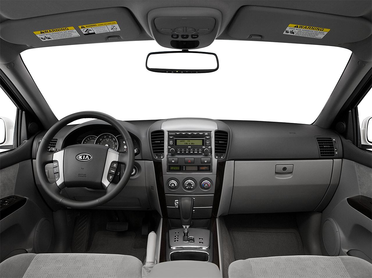 2008 Kia Sorento Ex 4dr Suv Research Groovecar