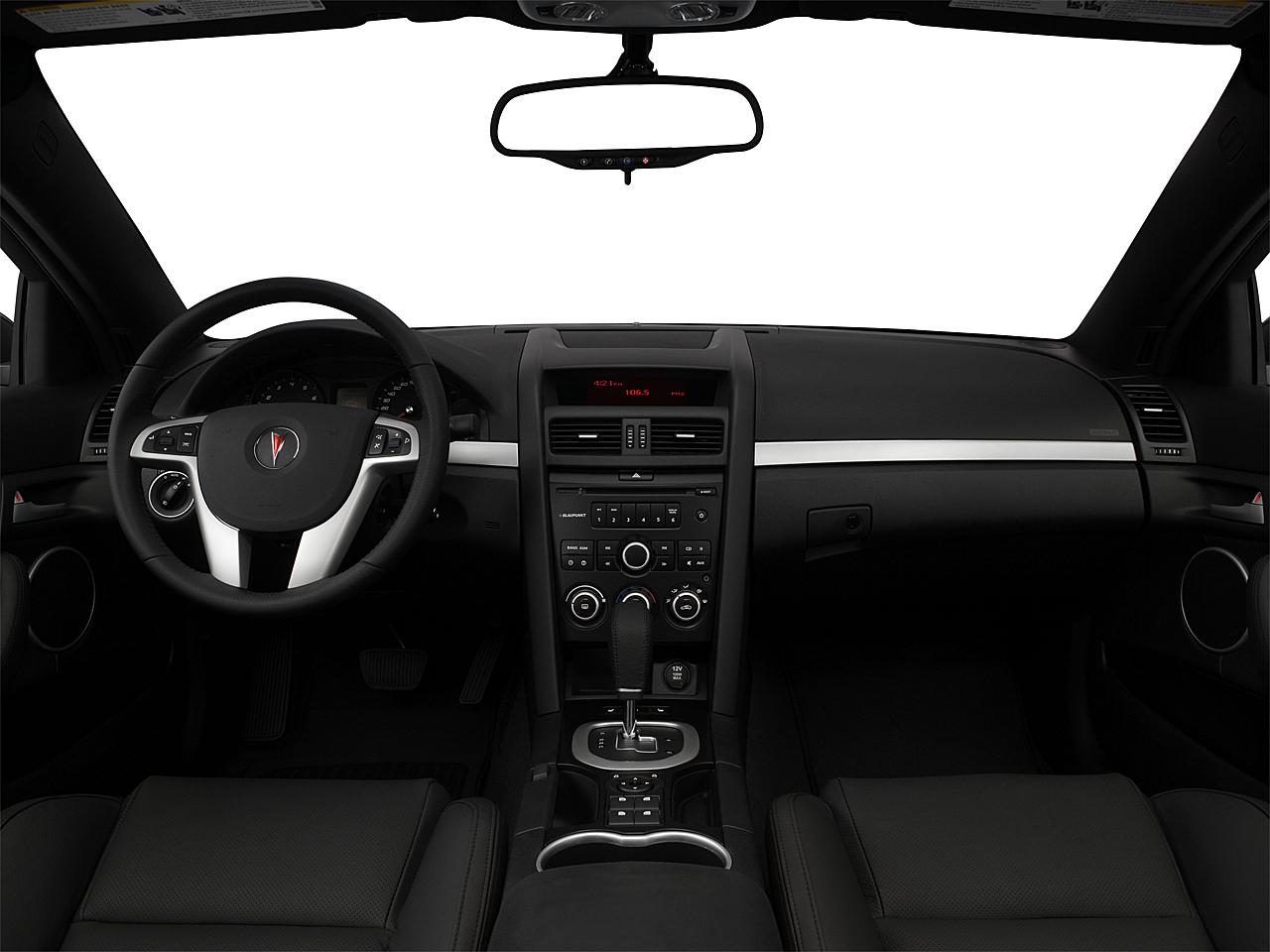 Pontiac G8 Interior