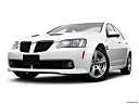 2008 Pontiac G8 GT, front angle view, low wide perspective.