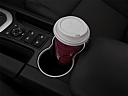 2008 Pontiac G8 GT, cup holder prop (primary).