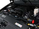 2009 Cadillac Escalade Hybrid, engine.