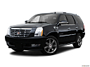 2009 Cadillac Escalade Hybrid, front angle medium view.