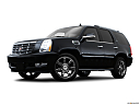 2009 Cadillac Escalade Hybrid, low/wide front 5/8.