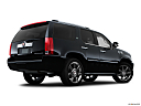 2009 Cadillac Escalade Hybrid, low/wide rear 5/8.